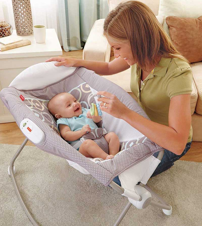 Fisher-Price Rock 'n Play Sleeper, Luminosity Review