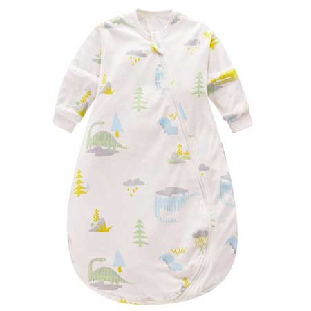 Dinosaur baby winter sleeping bags by the Morning