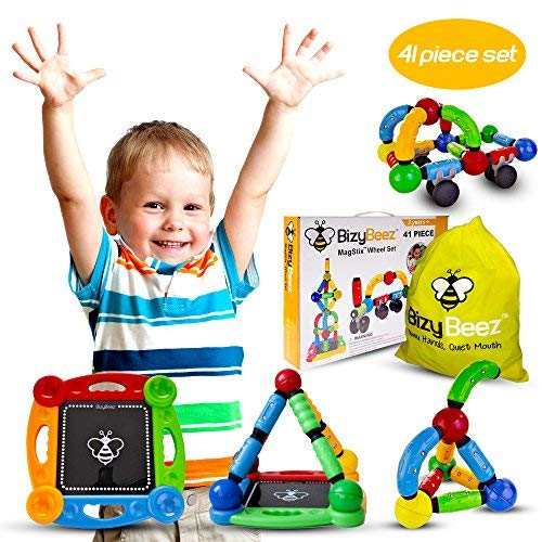 BizyBeez sensory magnetic STEM set