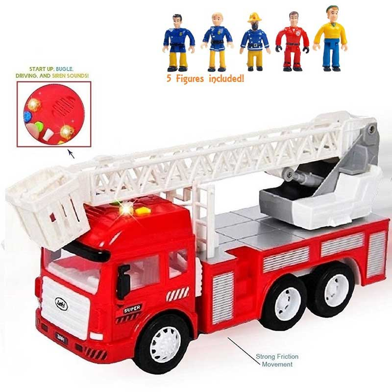 FUNERICA Toy Fire Truck reviews