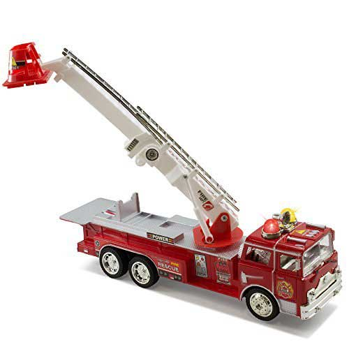 Kidsthrill fire truck reviews