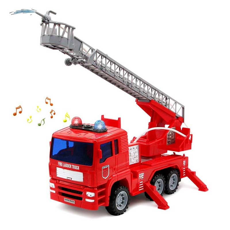 Yoptote fire truck toy reviews