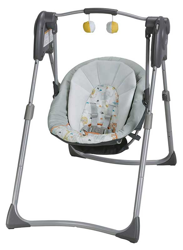 Graco Slim compact swing reviews