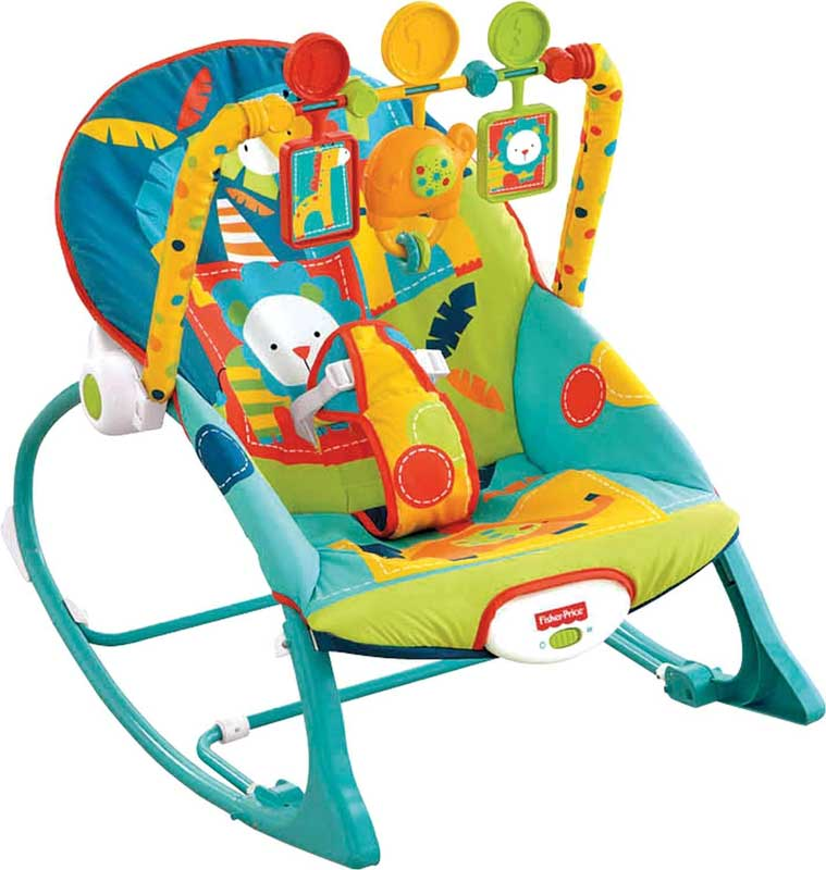 Fisher-Price-dark-safari-rocker reviews