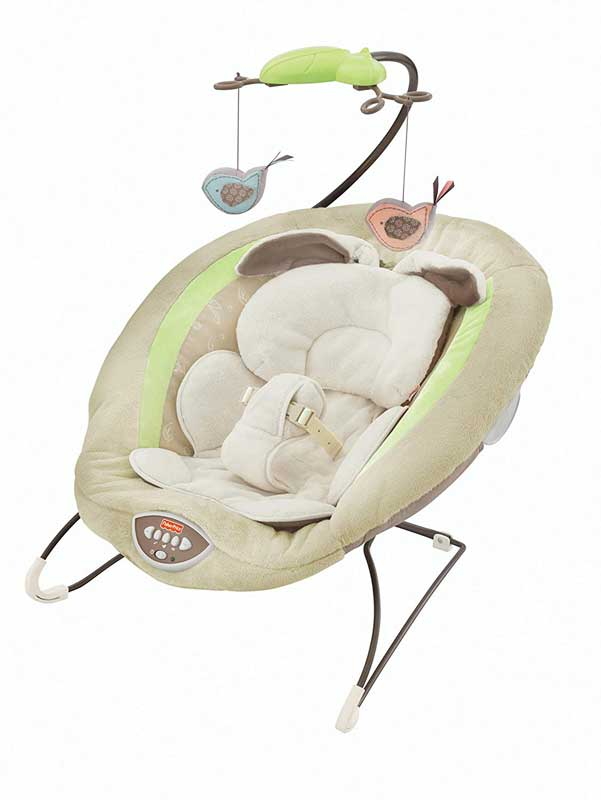 Fisher-Price-snugabunny-bouncer reviews