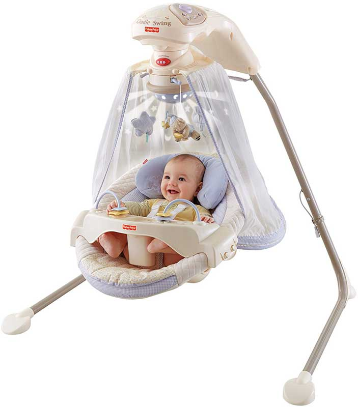 Fisher Price Papasan swing reviews