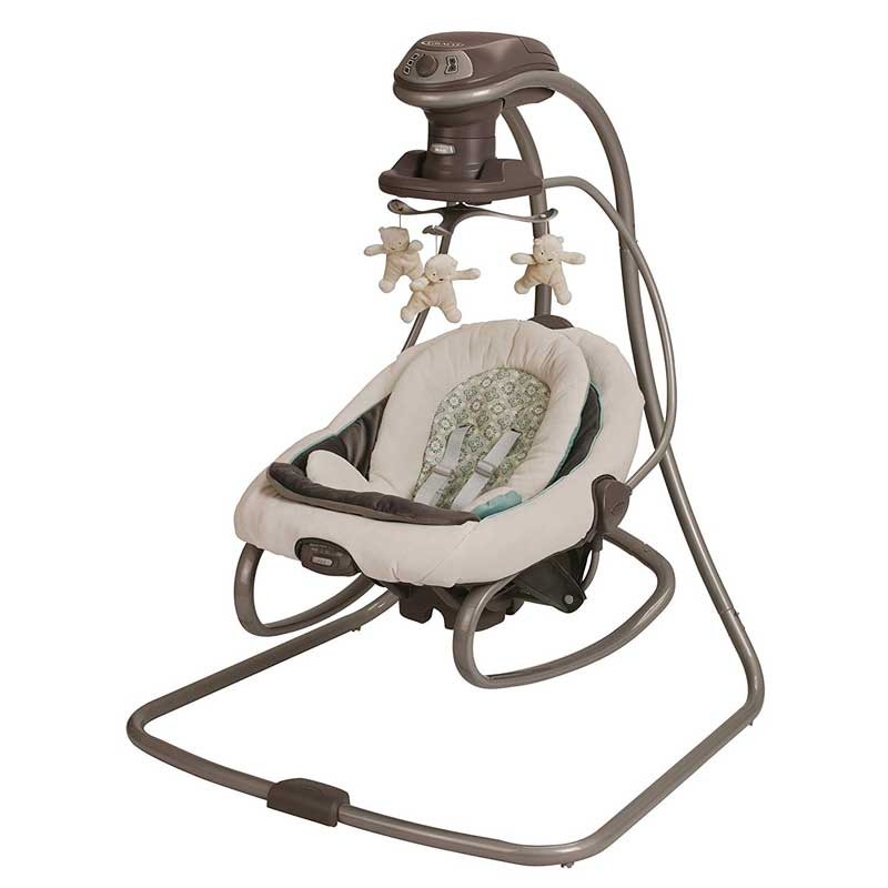 Graco-swing-rocker reviews